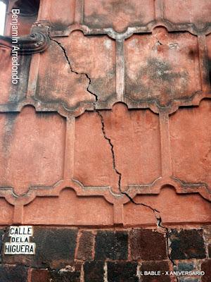 El daño patrimonial que dejaron los sismos de 2017 en la Ciudad de México y en la de Oaxaca. Noticias en tiempo real