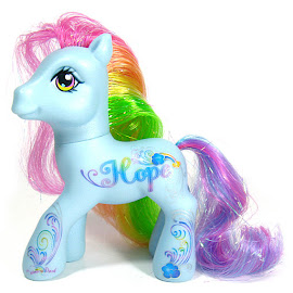 My Little Pony Rainbow Dash Pony Packs 25th Birthday Celebration Collector Set G3 Pony
