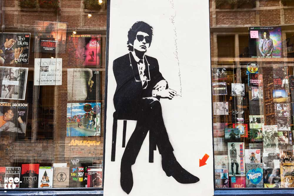Discover some of the best Brussels Street Art - Jeff Aerosol