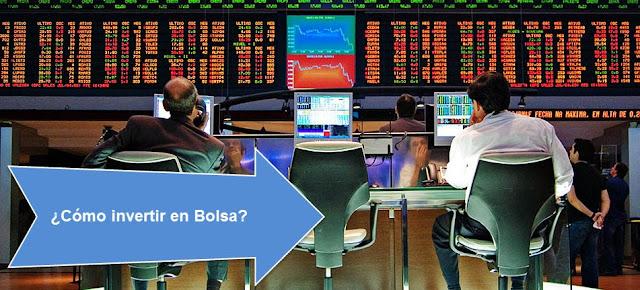 Como invertir en Bolsa