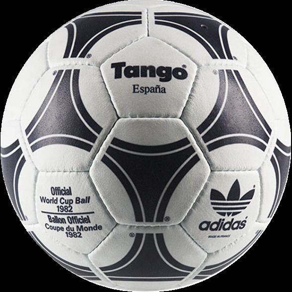 Bola Resmi Piala Dunia FIFA 1982 Tango España