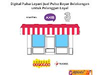 Digital Pulsa Layani Jual Pulsa Bayar Belakangan untuk Pelanggan Loyal