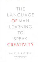 The language of man. Learning to speak creativity