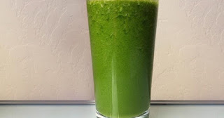 green juice cleans your colon in 7 days