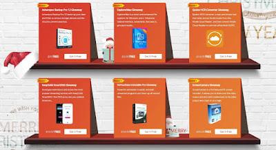 Ashampoo Backup Pro 12 Giveaway, ExplorerMax Giveaway, Epubor KCR Converter Giveaway, KeepSolid SmartDNS Giveaway, DoYourData Uninstaller Pro Giveaway, ScreenCamera Giveaway