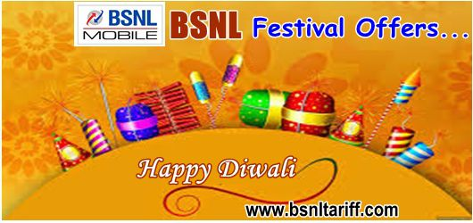 Diwali 2016 Special BSNL double data offer