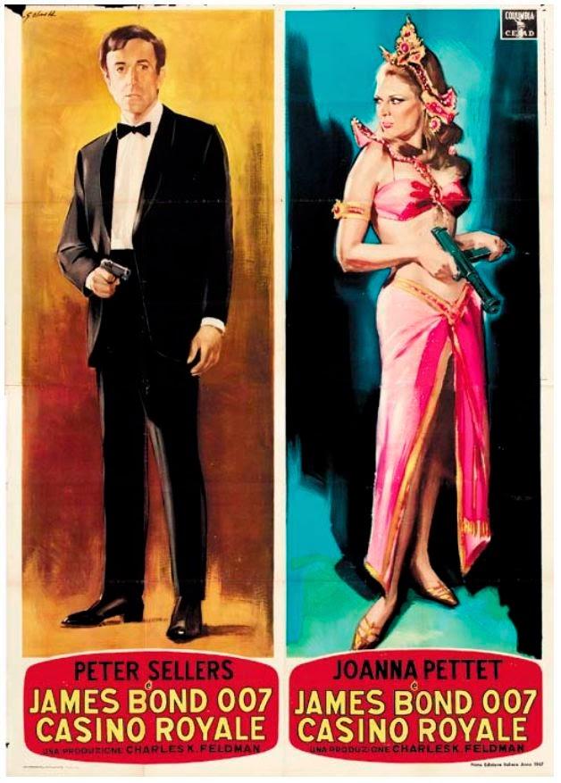 казино рояль 1967 casino royale
