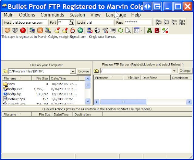 BulletProof FTP 2.42 (client) High Quality Crack [H] Download