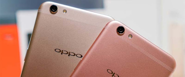Screenshot Layar OPPO R9, R9 Plus, R9s, dan R9s Plus