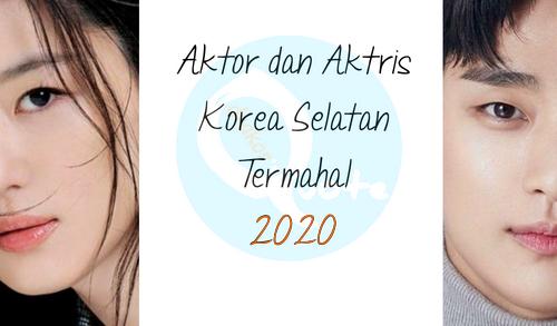 Inilah! Deretan Aktor dan Aktris Korsel Termahal 2020