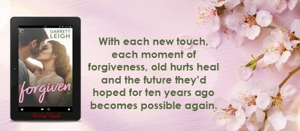 With each new touch, each moment of forgiveness, old hurts heal and the future they'd hoped for ten years ago becomes possible again.