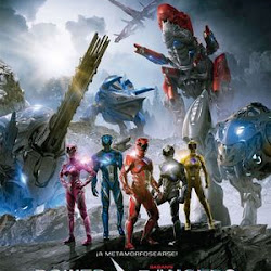 Poster Power Rangers 2017