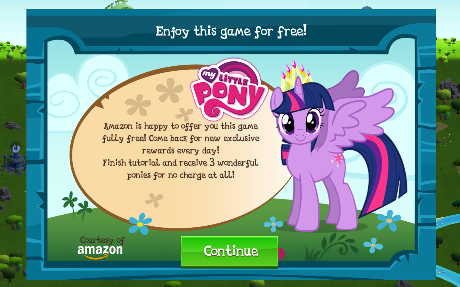 all free my little pony games