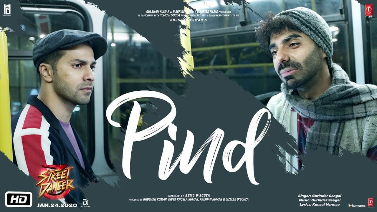 Pind lyrics in Hindi