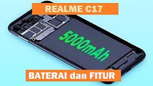 Realme C17 - Harga dan Spesifikasi