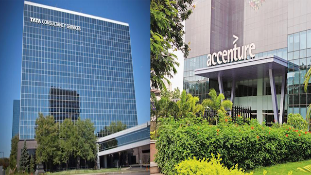 TCS bagged 2.25 billion Nielsen contract, Accenture won Vatican deal