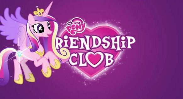 My Little Pony Friendship Club