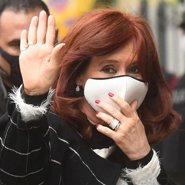 """Cristina Fernández: """"El país todavía se debe una verdadera reforma judicial"""""""