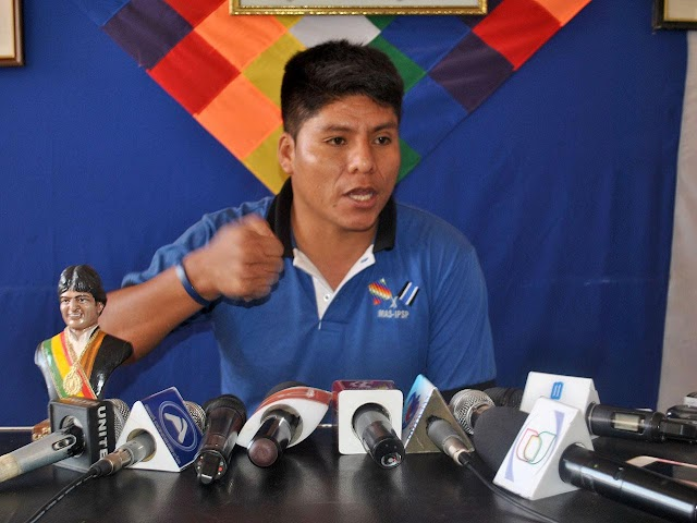 Cocaleros del Trópico exigen investigar muerte de dirigente de Cofecay