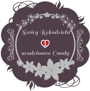 Świry Rękodzieła urodzinowe Candy