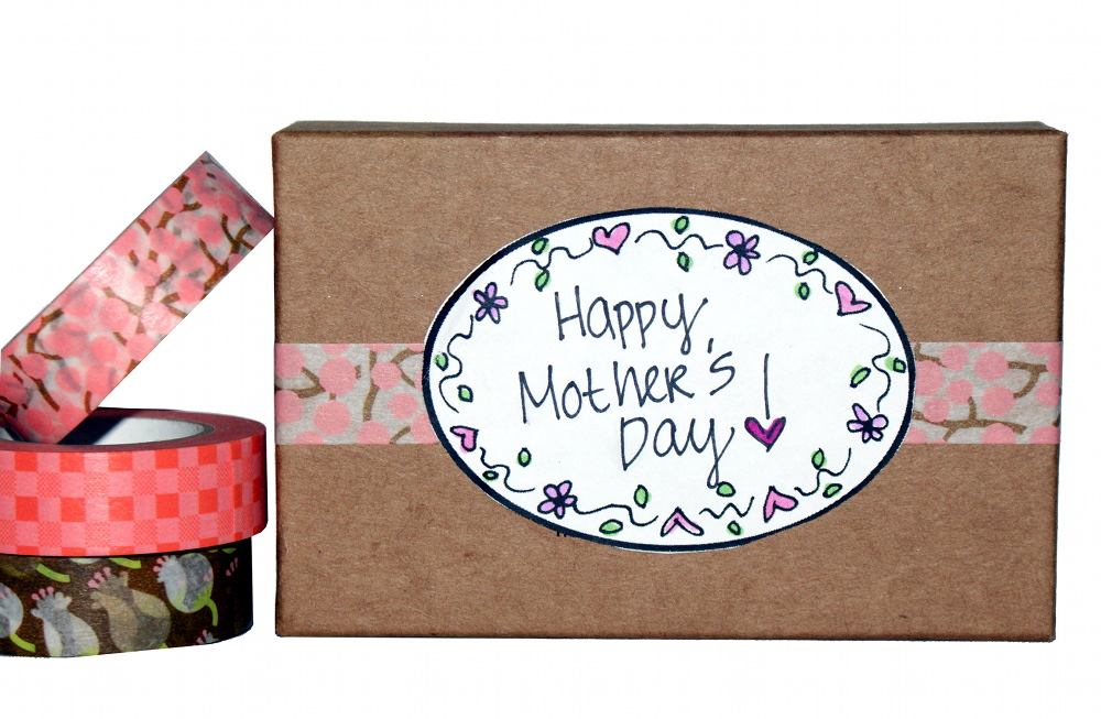 Homemade Printable Soap Labels And Gift Tags For Mothers Day