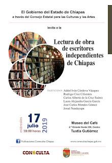 Escritores Independientes de Chiapas