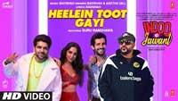 Heelein Toot Gayi Lyrics Badshah, Aastha Gill