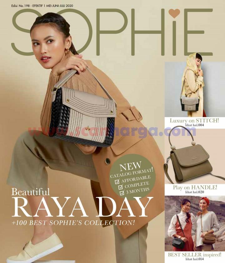 Katalog Sophie Martin Sophie Paris Terbaru Juni - Juli 2020 #198