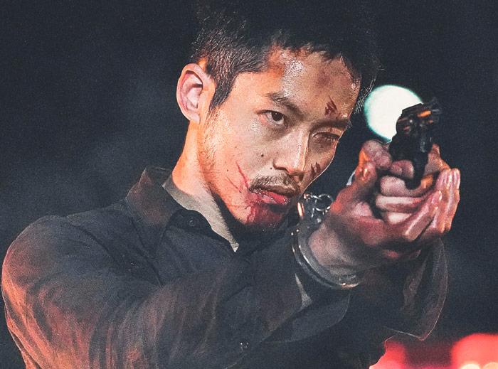 Last of the Wolves (The Blood of Wolves Level 2 | Korou no Chi Level 2) film - Kazuya Shiraishi