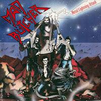 """Ο δίσκος των Mad Butcher """"Metal Lightning Attack"""""""