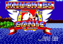 Knuckles the Echidna in Sonic the Hedgehog Featured Review