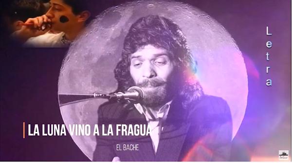 """🌛Pasodoble """"La luna vino a la fragua""""🌕 Comparsa """"El Bache"""" con Letra"""