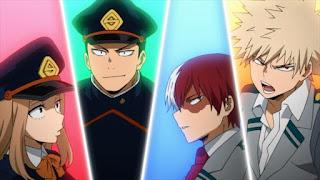 Boku No Hero Academia 4 Episodio 15