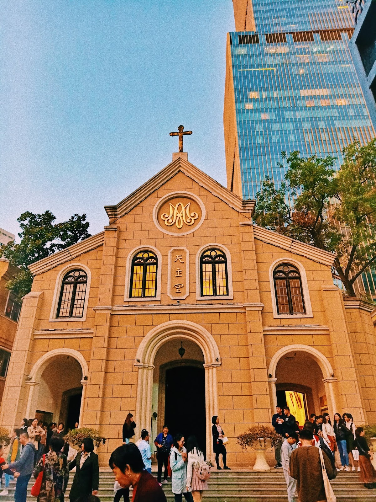 Cathedral of Immaculate Conception, Nanjing - 圣母无染原罪始胎堂
