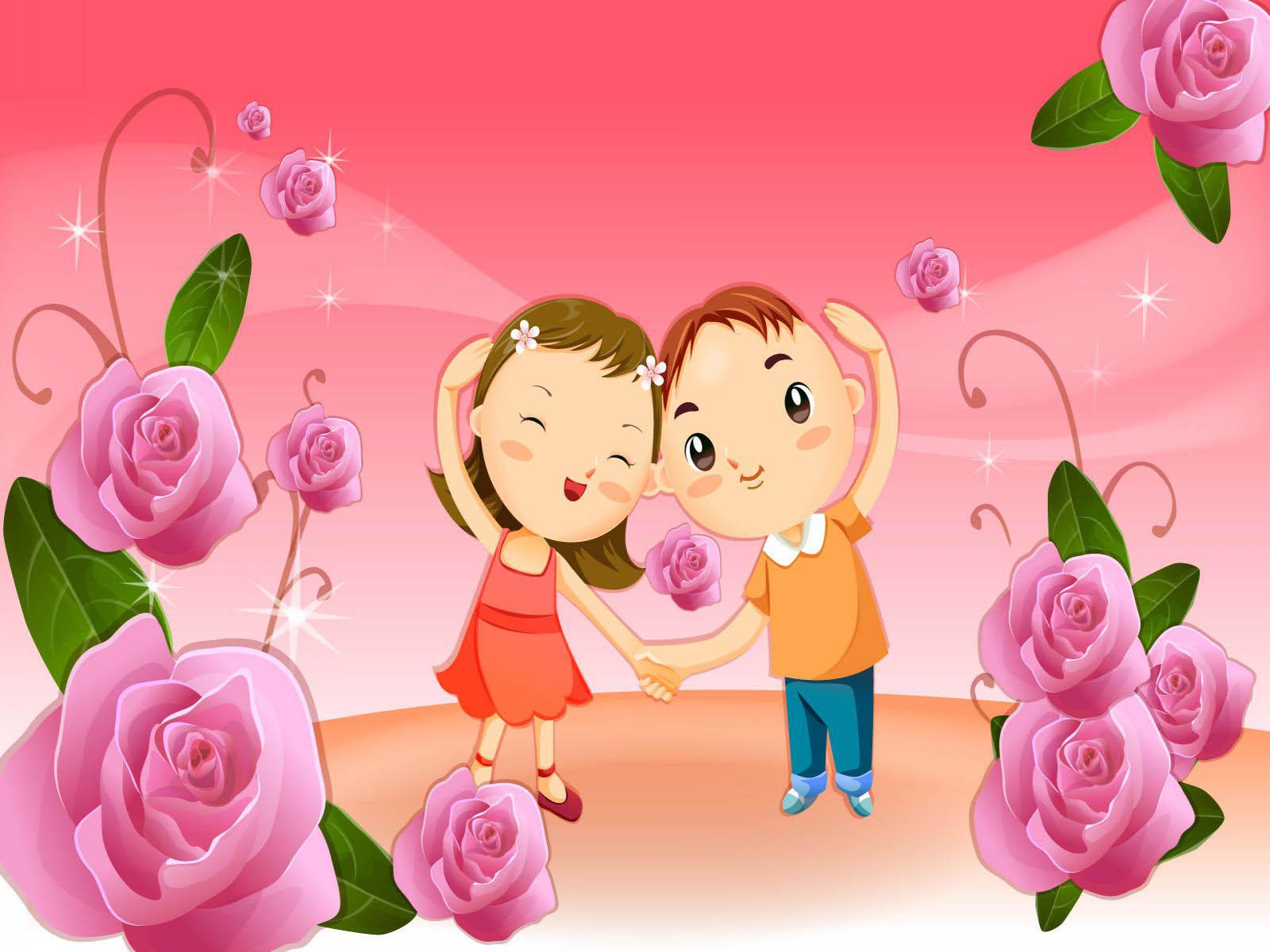 Kumpulan Gambar Animasi Romantis Dan Sweet