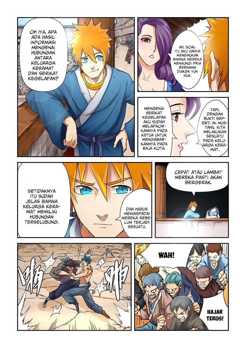 Tales of Demons and Gods Chapter 107