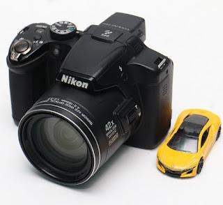 Jual Kamera Prosumer Nikon Coolpix P510