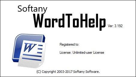 Resultado de imagen de Softany WordToHelp