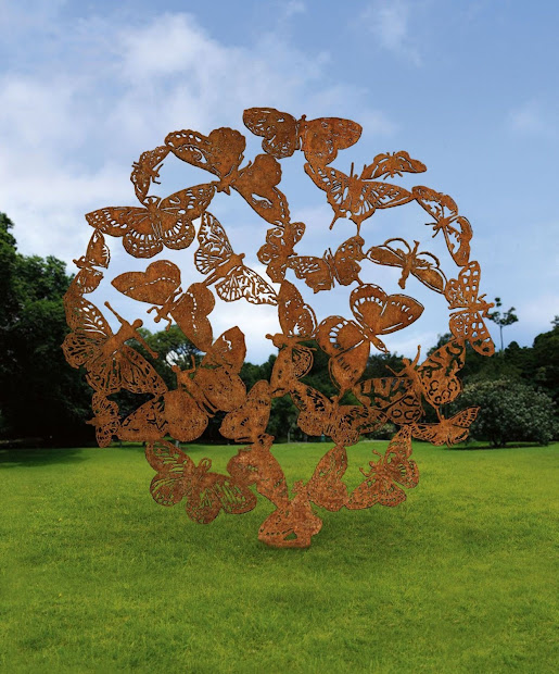 Outdoor Garden Art Sculpture