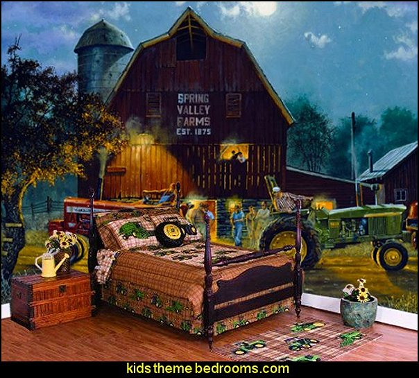 john deere bedroom ideas farmhouse bedroom ideas farmyard room decorating ideas