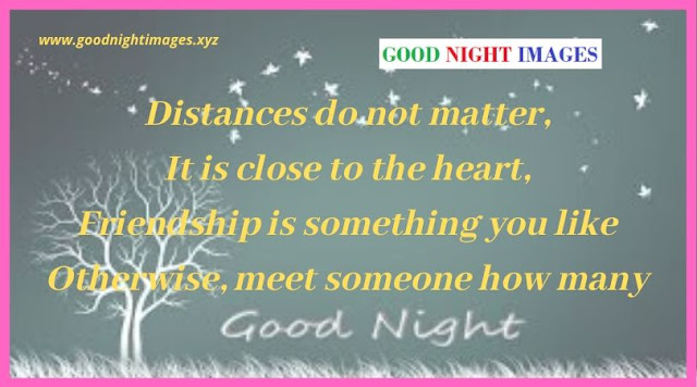 Latest Good Night Messages | good night friend images hd | good night messages for friends in english