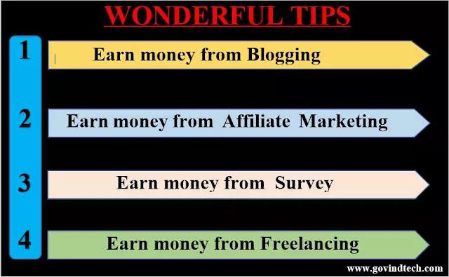 इंटरनेट से पैसा कमाने का सबसे आसान और सरल तरीका, इसको करके आप भी ढेर सारा पैसा कमा सकते है। जानिये कैसे?