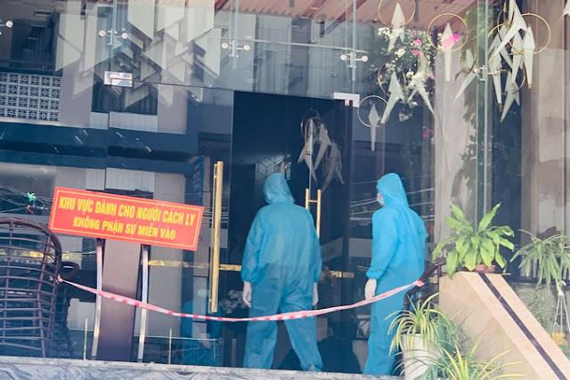 Vận động các khách sạn giảm giá dịch vụ cách ly sinh viên trở về từ Sài Gòn