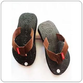 sandal Jepit Simplek Gunung Anak