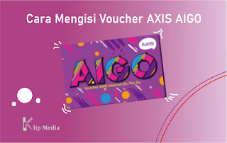 Voucher AXIS AIGO