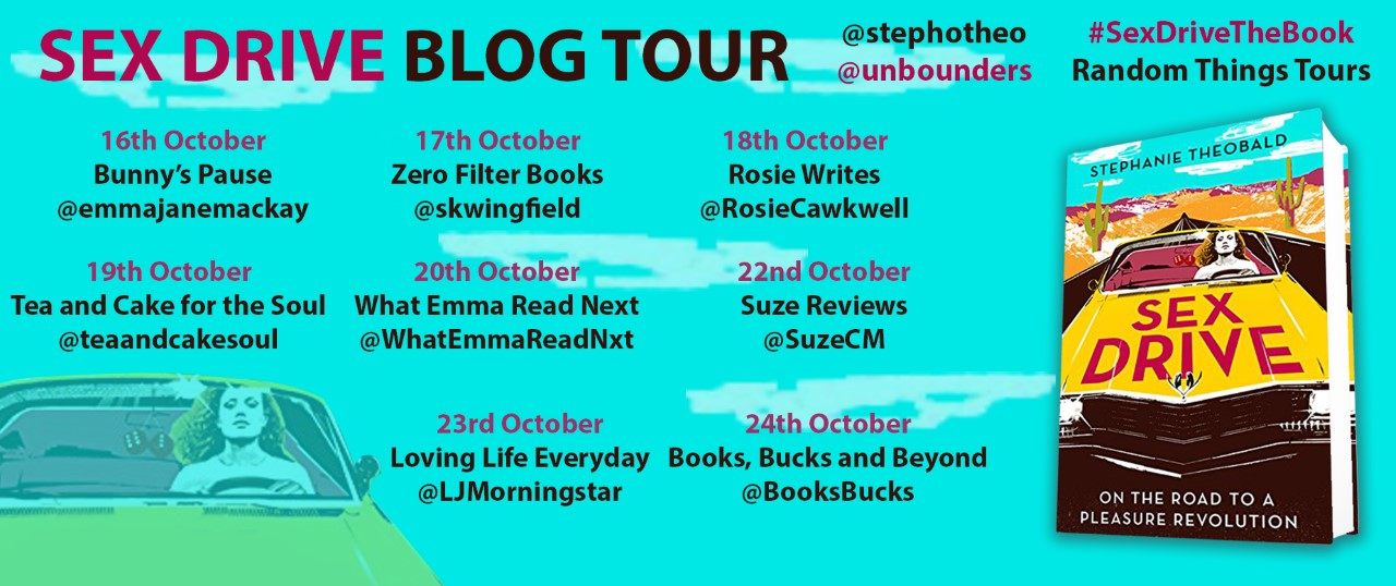 Suze Reviews Sex Drive By Stephanie Theobald Blogtour