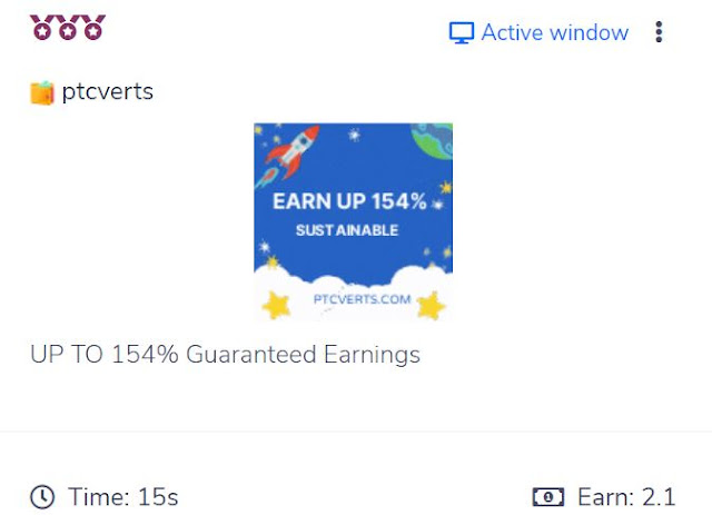 pidbux paid to click ads