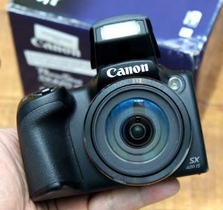 2nd Kamera Canon SX420IS Wi-Fi