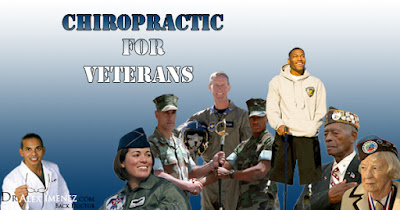 Veteran's Rights and Chiropractic Care Benefits - El Paso Chiropractor