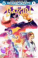 DC Renascimento: Batgirl #1